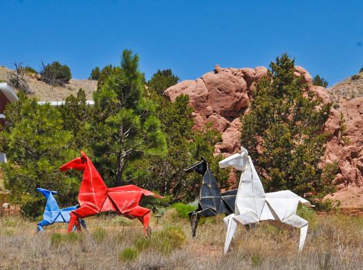 Wild Horses. Kristy Kountz (Atlas Obscura User).