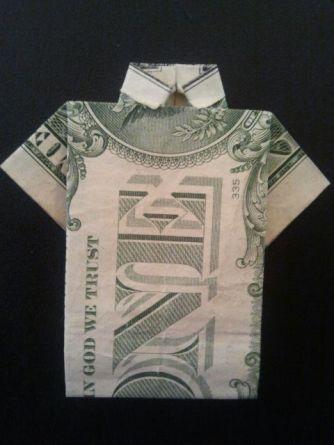 Money Shirt. 2.15.2017