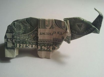 Money Elephant. 3.21.2017