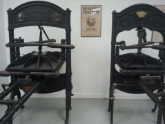 Antique Hand Press