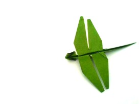 Origami Dragonfly 6.26.2017