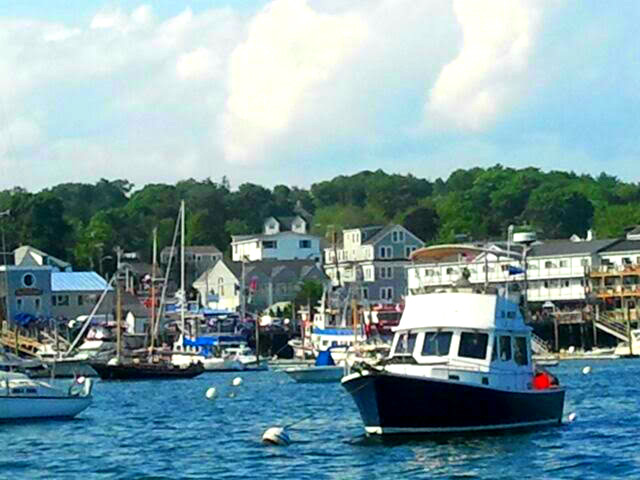 Boothbay Harbor, ME 7.22.2017