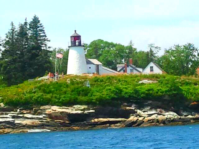 Boothbay Lighthouse 7.22.2017