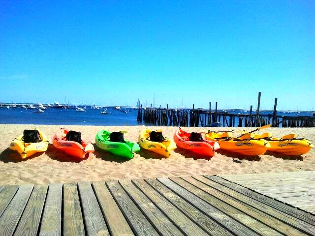 Beach Kayaks 9.1.2017