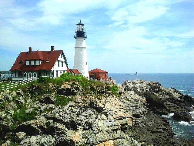 Portland Head Lighthouse 5.23.2017