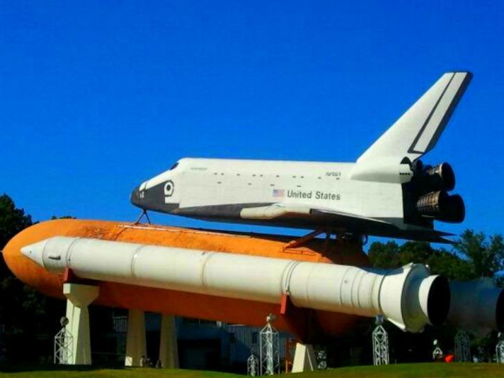 Space Shuttle, Huntsville, AL 10.12.2017