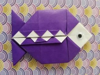 Origami Fish 6.25.2018